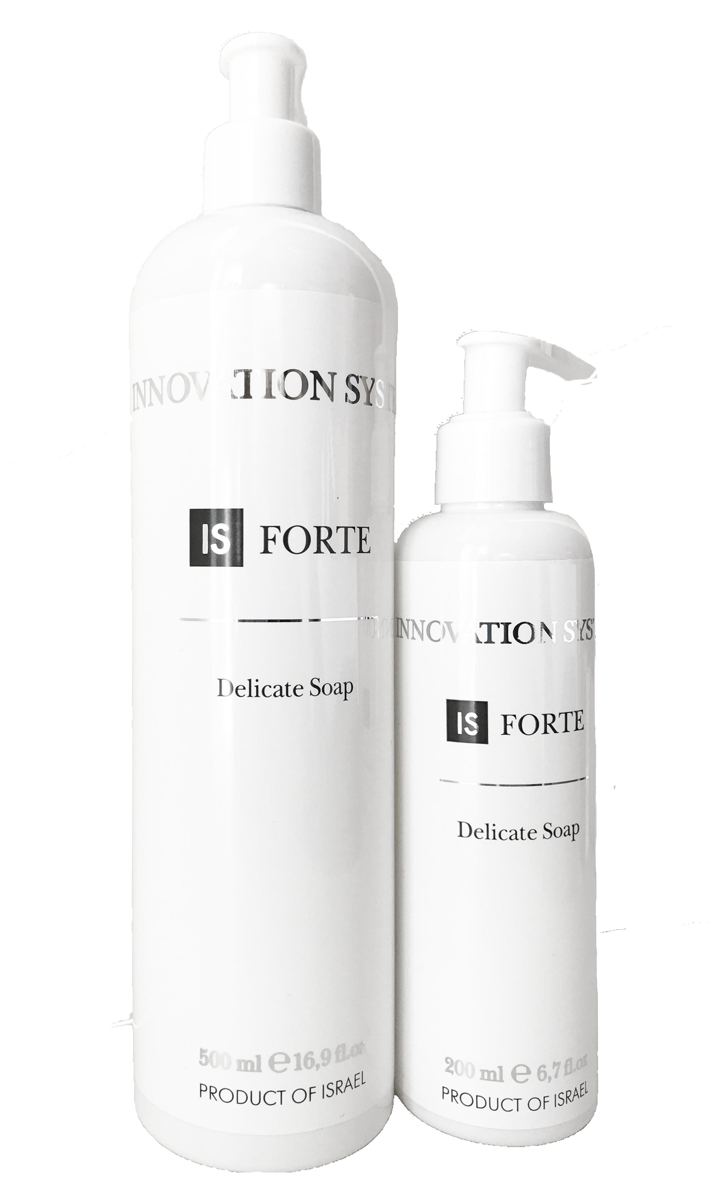 Нежное мыло Forte «Delicate Soap»