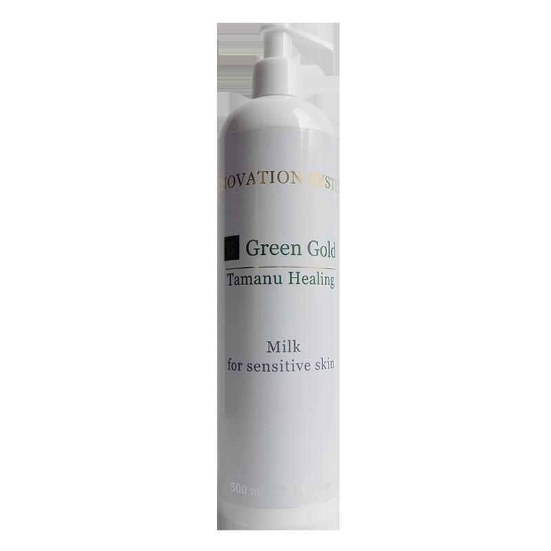 Молочко для чувствительной кожи ТАМАНУ ХИЛИНГ / Milk for sensitive skin
